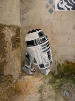 R2 goes to Bilbao by paulo2070
