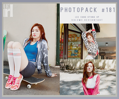 #181 PHOTOPACK-Lee Sung Kyung by vul3m3