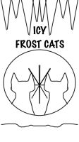 Commission Logo for icyfrostcats by WonderCat108