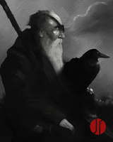 Odin | Wotan by joaofred