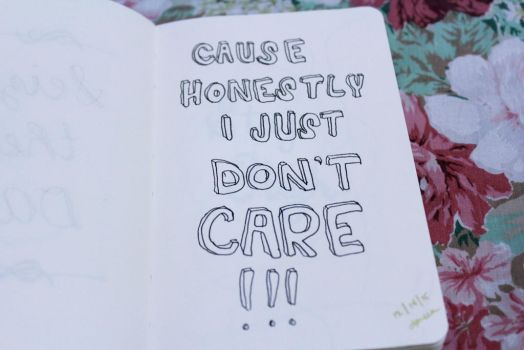 Don't care by icaordinanza