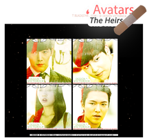 The Heirs (icons) #5 - Size 200 x by victoricaDES