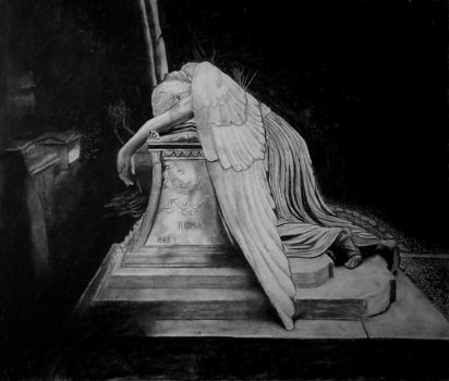 Angel Of Grief by CynicalSaint