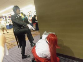sebastian and grell 2 AWC 2012 by kingsorahearts