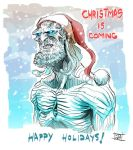 Christmas 2014 by Nezart