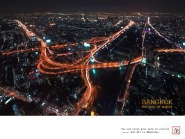 Bangkok Night HDR by gizmo17