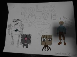 block love by Anthony2001