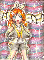 Sample of ACEO by kitsu-chanS2