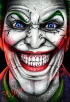 The Joker by pensierimorti