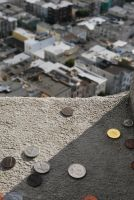 Coit Tower Coin Wishes by Resaturatez
