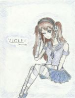 Contest Entry-Violet by FrozenDiamond267