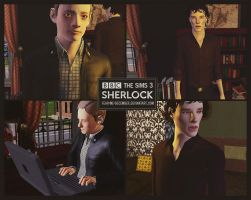 Sherlock Sims [DOWNLOAD] by Fear-Me-December