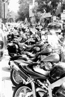 Motorcycles 2 by Luthienmisery29