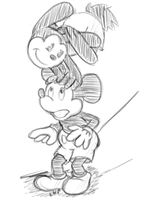 Quickdraw110112: The Other Disney Brothers by Nikki-Nicole-P
