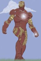 Ironman by Jousteh