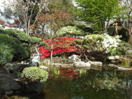 Japanese garden by soXsiting