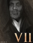 Star Wars Episode VII Teaser Poster by ClintonKun