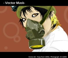 Vector Mask by mrcatTEARS