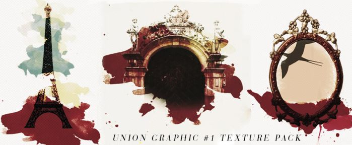Texture Pack #1 by Union Graphic. by UnionGraphic
