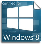 Certified for Windows 8 Sticker (WIP) by Brebenel-Silviu