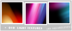 Small Light Texture set. by square-eleven
