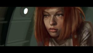 screenshot study (5th element) by Raul-Leyva
