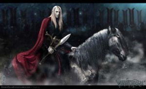 Prince Nuada - Awaiting Army by GabbyLeithsceal
