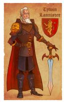 Tywin_Lannister by Garvals