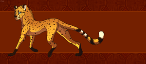 Cheetah by Lordfell