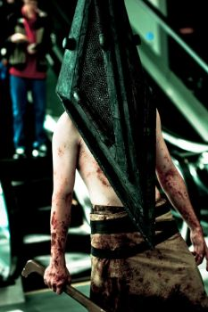 My Pyramid Head cosplay 1 by Crimson-Fatalis