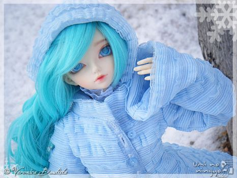 Winter Walk 6 by Dynamene-Dolls
