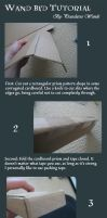 Wand bed tutorial by PraeclarusWands