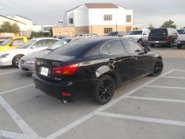 2009 Lexus IS350 by TR0LLHAMMEREN
