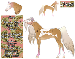 MT Horse I-028 for ToxicCreed by 11IceDragon11