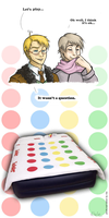 APH_ Twister Bed by Lele91