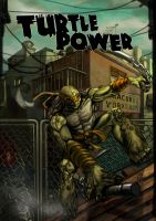 turttle power by Aracubus