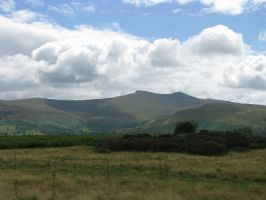Nature 249 Brecon Beacons by Dreamcatcher-stock