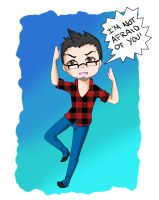 Chibi Markiplier by PockyQueen132