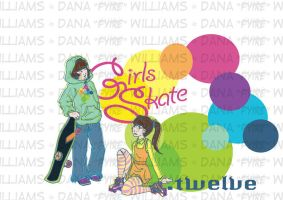 Girls Skate.twelve by FyireChilde