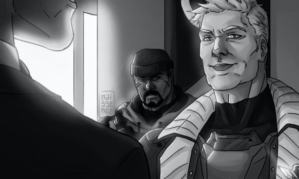 Reaper76 Week Day 1: How We Were - History/Decay by nuttynachos