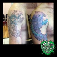koi coverup - work in progress by yayzus