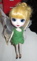 Tinkerbell Little Pullip by Lady--knight