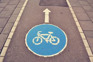 Bicycle Sign :D by MaithaNeyadi