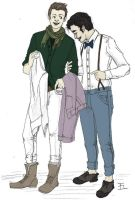 Klaine go Shopping by lalla17