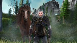 Witcher 3 feat. Gronkh by nette2301