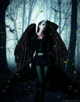 Dark Angel XV by SamBriggs