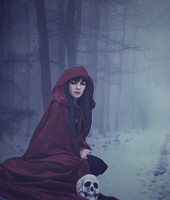 Red riding hood by ErzsebetSabrina