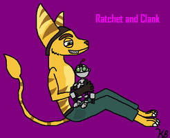 Ratchet and Clank 1 by Gangster-dog