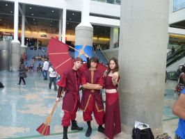 Avatar Last Airbender Cosplay by OPlover