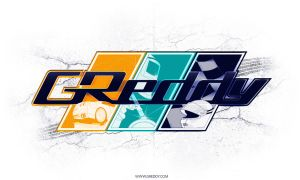 Greddy Wall Banner by mmusgjerd